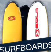Surf School Surfboard