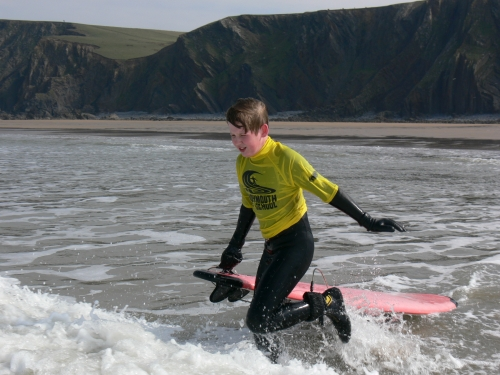 Surf Bude