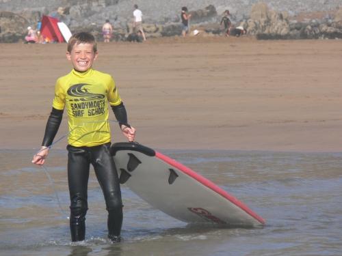 Sandymouth surf school bude cornwall